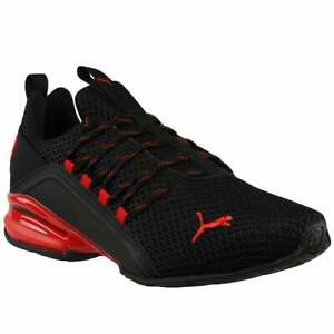 Puma Axelion Spark Training  Mens Training Sneakers Shoes Casual   - Black -