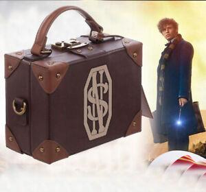 Fantastic Beasts And Where To Find Them Harri Potter Bag Hogwarts Badge Handbag