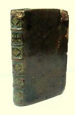HISTOIRE POÉTIQUE   Père  P. GAUTRUCHE- Chez Mathieu LIBERAL 1650  EDITION RARE