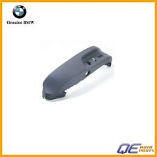 Front Seat Switch Covering Set (Gray) Genuine For: BMW E39 E38 528i 530i 740i