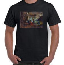 Blacksmiths at Anvil by Theodor Hummel, Blacksmithing T-Shirt, NWT, All Sizes
