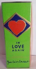 IN LOVE AGAIN by YVES SAINT LAURENT 3.3 oz 100 ml EDT SPRAY WOMEN SEALED NIB