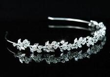 Bandeau de mariée métalliques sans marque