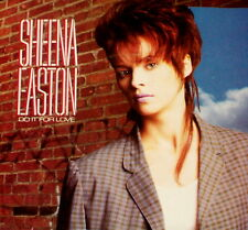 """SHEENA EASTON """"DO IT FOR LOVE/Can't Wait"""" EMI AMER 8295 (1985) PIC SLV ONLY"""