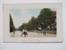 1909 Postcard - ASHFORD - Elwick Road