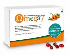 Pharma Nord Omega 7 Sea Buckthorn Oil - 150 CAPSULES - Expiry Date 2 years +