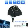 Car Rear/Front View Backup CCD Camera Reverse 8 LED Night Vision Waterproof