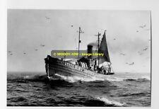 rp4052 - UK Fishing Trawler - Silver Seas LT235 - photo 6x4