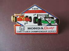 HONDA RACING 1998 CART FED EX SERIES SERIES ELKHART LAKE LAPEL PIN