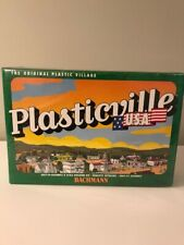 Plasticville, Police Station # 45609 with/Police Car  Original Box