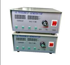 Digital Display ULTRASONIC GENERATOR 600W adjustable, 40KHZ/28khz/25khz