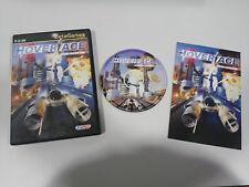 HOVER ACE COMBAT RACING ZONE JUEGO PC CD-ROM ESPAÑOL ZETA GAMES