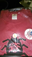 Tic T-Shirt New in Package made by TALKISCHEAP clothing size L 100% COTTON b-9