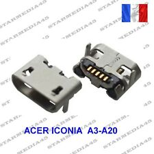 Connecteur de charge Micro USB Dock pour Acer Iconia A3 A20 A3-A20 A SOUDER (6)
