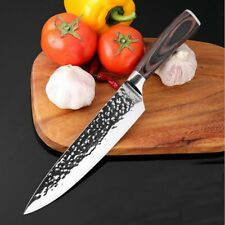 New Kitchen knife 8 inch Professional chef Knives 440C high carbon fruit knife