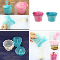Convenient Travel Baby Kids Milk Powder Formula Dispenser Container Pot Box Gift
