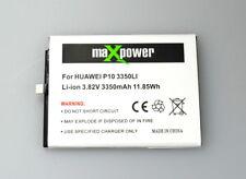 Akku für Huawei P10 Ersatzakku Batterie Accu Batterie Huwei P 10 3350mAh 11,85Wh