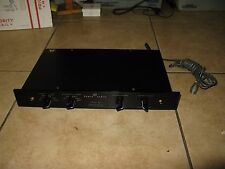 Forte Audio Model 40 Pure Class A Preamp Lifier