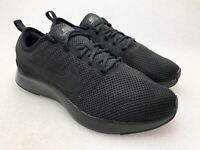 Nike Dualtone Racer Big Kids 917648-002 Black Running Shoes Youth Size 6.5Y