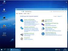 Windows 10 SE PE LIVE 64 Bit - USB Stick 16GB Datenrettung ohne Installation