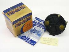 View-Master MODEL A Viewer, rare, box & 1942 literature flier, warped - NL