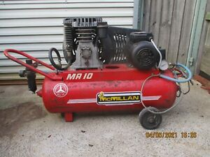 McMillan MA 10 Air compressor