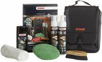 SONAX Premium Class Leather Care Set Lederpflege Lederpflegeset Leder 750 ml