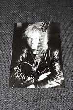 Peter Frampton signed Autogramm auf 13x18 cm Foto InPerson LOOK