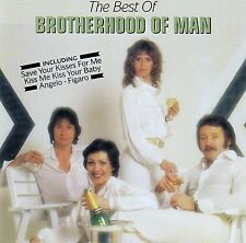 BROTHERHOOD OF MAN: THE BEST OF BROTHERHOOD OF MAN / CD (REPERTOIRE REP 4298-WG)