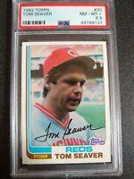 1982 Topps Baseball Tom Seaver PSA 8.5 NM/MT+!!