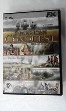 PC AMERICAN CONQUEST EDIZIONE ORO - PC DVD BOX ITA