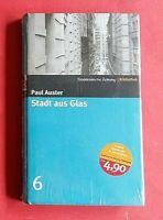 Süddeutsche Zeitung Bibliothek: Stadt aus Glas Paul Auster #6 OVP