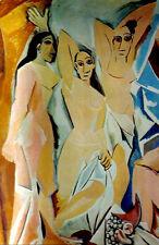 PABLO PICASSO 1955 LITHO PRINT +coa EXCLUSIVE ART as unique gift SUPERB RARE ART