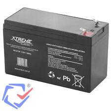 Batterie Gel Xtreme 12v 7ah Motos Quad Jouets Bateaux caravanes caisse
