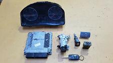 VW GOLF MK5 2.0 TDI GT ENGINE BMN 2004-2008 ENGINE ECU KEY LOCK SET 03G906018FC