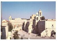 Bethlehem: The Basilica of the Nativity, Palestine Rare Postcard