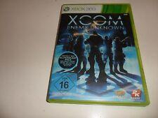 XBox 360  XCOM: Enemy Unknown (2)