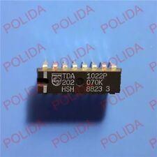 1PCS IC PHILIPS DIP-16 TDA1022P