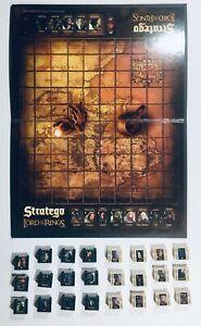 2004 STRATEGO: LORD OF THE RINGS TRILOGY Choose Replacement Parts (See Details)