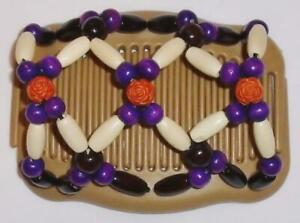 """Angel Wings Hair Clips 4x3.5"""", African Butterfly, Comfy, US SELLER, Quality S64"""