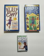 Richard Simmons - Workout/Exercise/Fitness Video - VHS/Cassette - Lot of 3