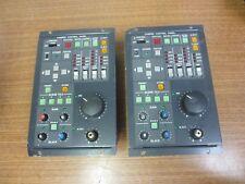 Lot of 2 Hitachi RC-Z3 Camera Control Panel