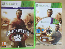 Blackwater - Kinect Compatible (Xbox 360) (Very Good Condition)
