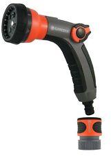 GARDENA 35121TC Metal Thumb Control 7 In 1 Spray Nozzle