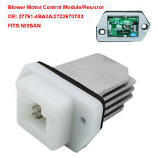 Blower Motors for Nissan Rogue for sale | eBay