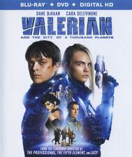 Valerian (Blu Ray, 2017)