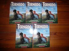 Lot of 5 copies TORNADO Byars GUIDED READING Lit Circle books