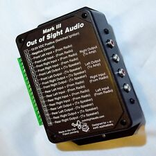 Out of Sight Audio - Mark 3 - Secret Audio Device - Hidden Car Stereo