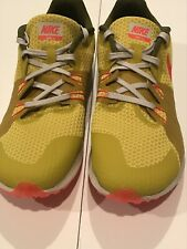 NEW Womens NIKE Air Zoom RIVAL W/ Spikes & Bag 904717-706 Size 12 A2
