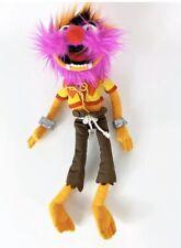 Muppets Animal Plush Bean Bag Doll Disney Authentic Original 17 inch